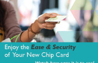 Enjoy the Benefits of Your New Chip Card