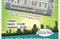 Free Tickets to Mason City Community Theater's production of Social Security
