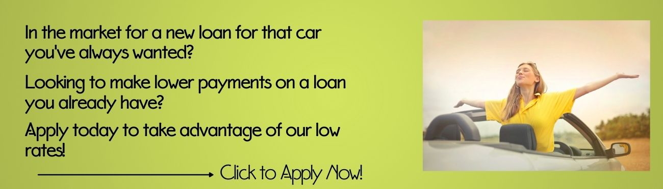 In the market for a ne car? Apply today!